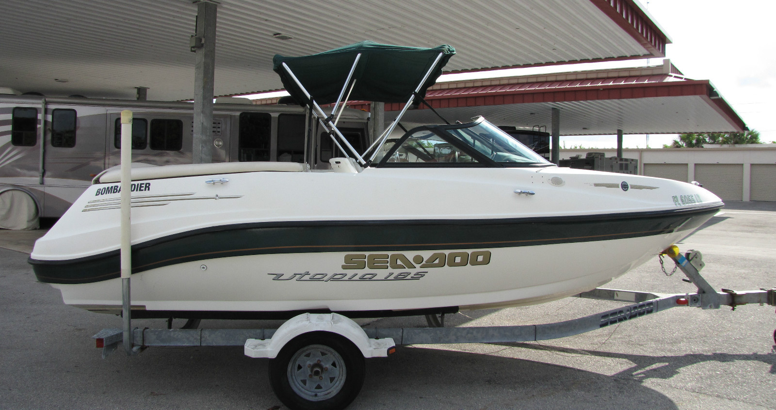 Searay Utopia 185